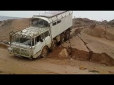 Truck Tatra T813 plage Imourane Agadir (Reda Taoujni)