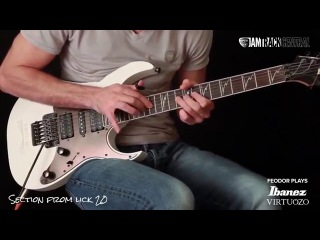 *New* Feodor Dosumov's 20 Furious Funk Fusion Licks! | JamTrackCentral.com