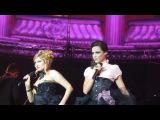 Melissa Mars &amp Diane Dassigny Six pieds sous terre Mozart l'opera rock le concert Saint-Peterburg