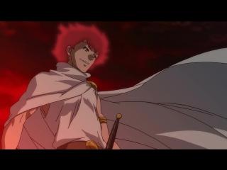 [AniDub] Cyborg 009 vs. Devilman | Киборг 009 против Человека-Дьявола [01] [Azazel, Nika Lenina]