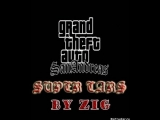 GTA SA SUPER CARS-Веселье на Savanne и Elegy