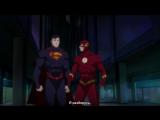 Лига Справедливости против Юных Титанов (Justice League vs. Teen Titans) Отрывок