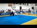 4-й Кубок Абхазии по косики каратэ. Август 2016 года. Кузин Егор 2 бой