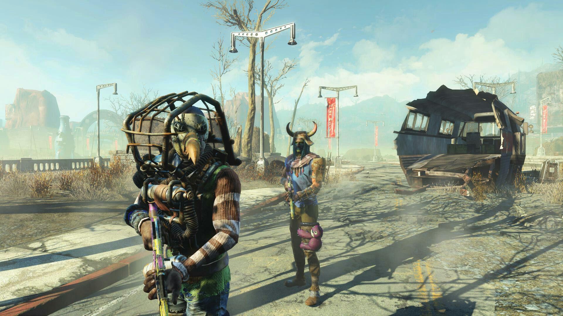 Осталось совсем немного, Fallout4 Nuka-World уже на следующей неделе!