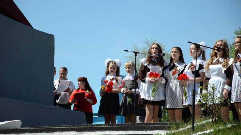 9 мая Пильнинский мемориал