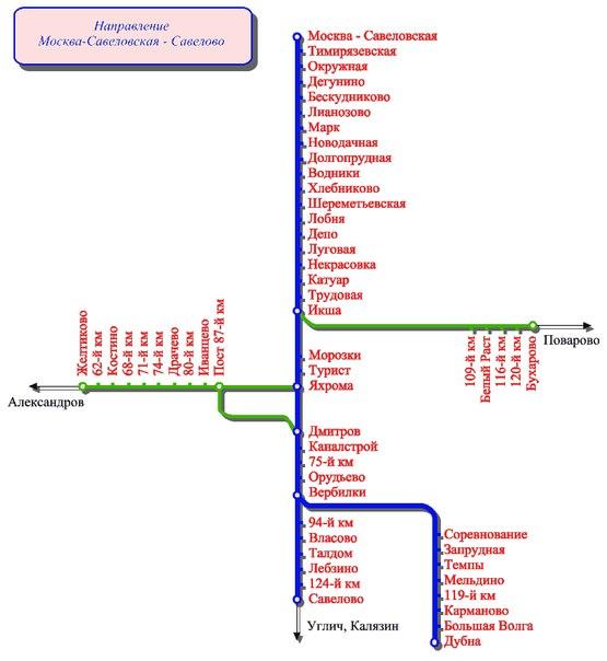 Савеловский вокзал схема электричек фото 481