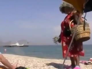 Про целительницу видео пляж заговор мужскую силу