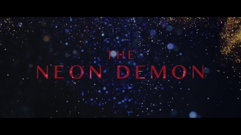 The Neon Demon - Official UK Trailer (2016)