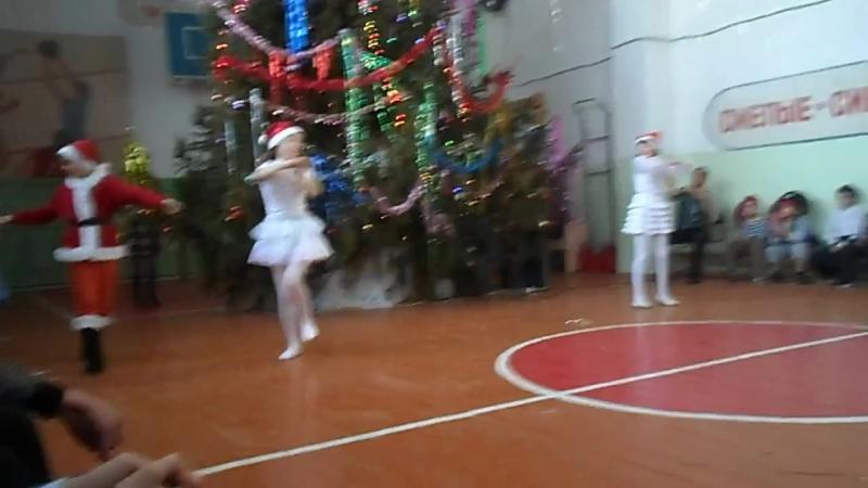 Танец на новый год (дискотека авария-новый год к нам мчится) - 720x540