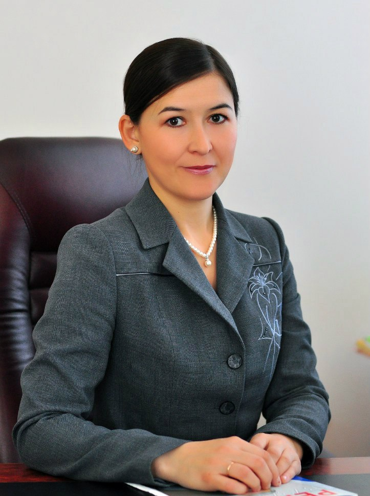 Министр культуры РБ Шафикова Амина Ивниевна