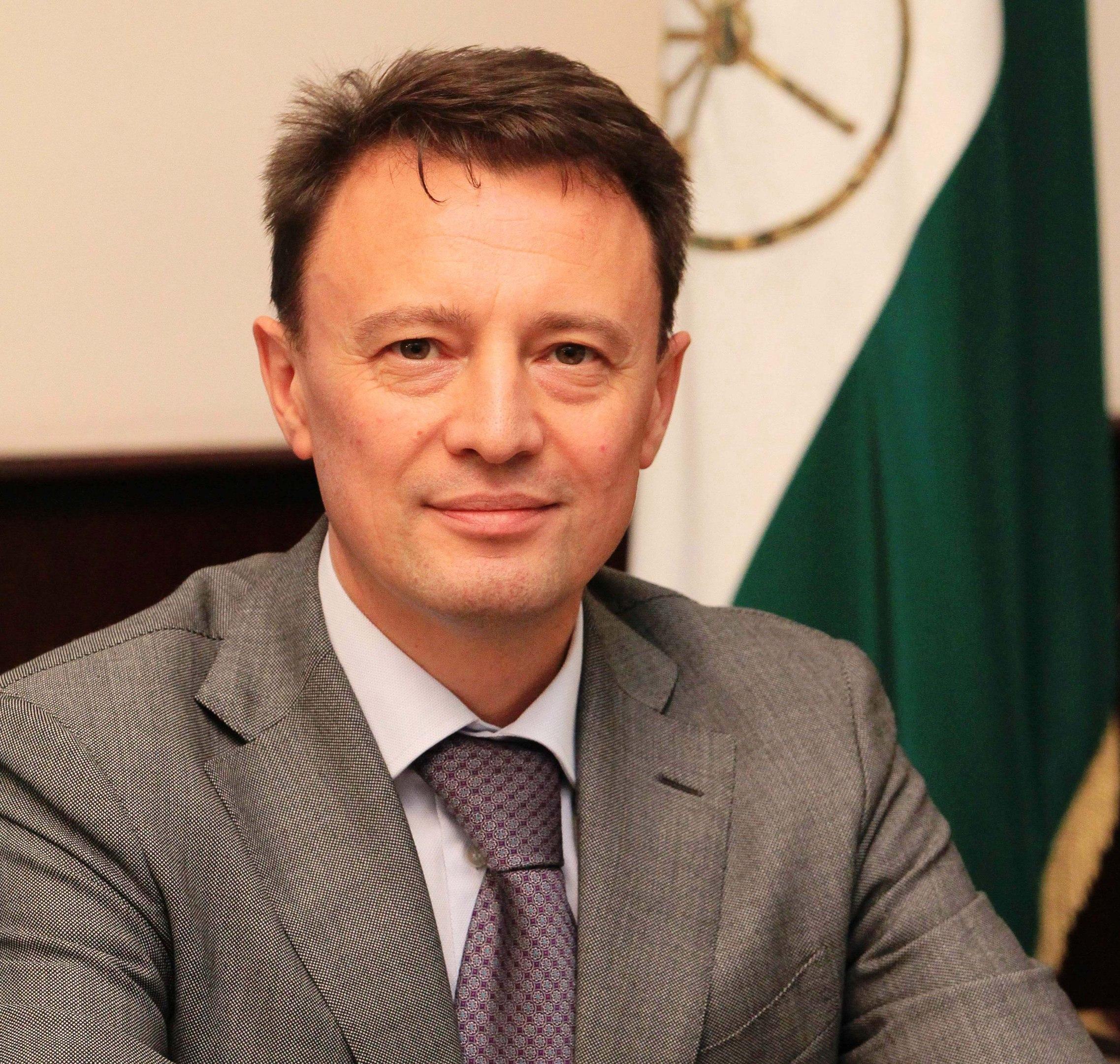 Полномочный представитель Республики Башкортостан при Президенте Российской Федерации Шайнуров Артур Альбертович