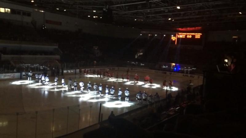 Открытие сезона 2016-2017 КХЛ
