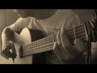 Смуглянка на гитаре