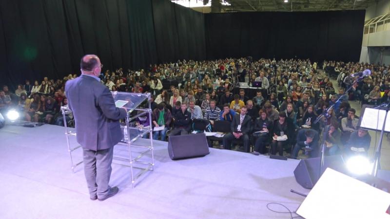 Приглашение на конференцию Не трать свою жизнь напрасно, часть 3