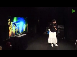 Momoiro Clover Z (Kanako) - New single release talkshow LINE LIVE [2016.09.06]
