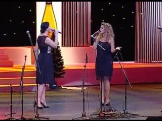 სოფო ბედია და ელენე ფოჩხუა, მეგრული ნანა (იუმორინა 2016)
