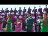 Облик этого туркменского села меняется в зависимости от того, есть в нем президент, или нет