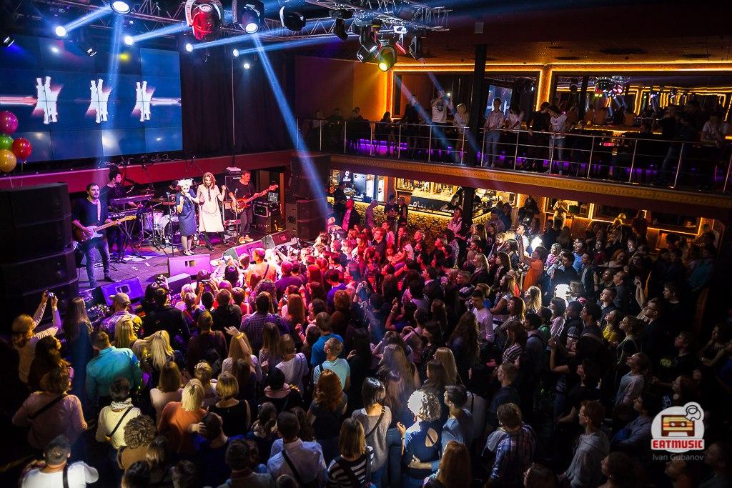 День Рождения Диляры Вагаповой (Мураками) в клубе Москва: репортаж, фото