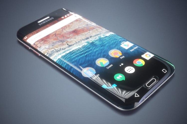 У Samsung Galaxy S7 будет постоянно включенный экран