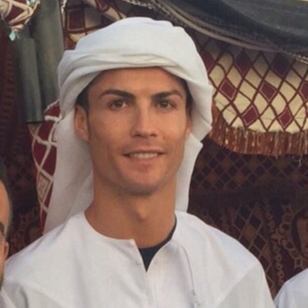 Әл Криштиану ибн Роналду Реал Мадриди :)