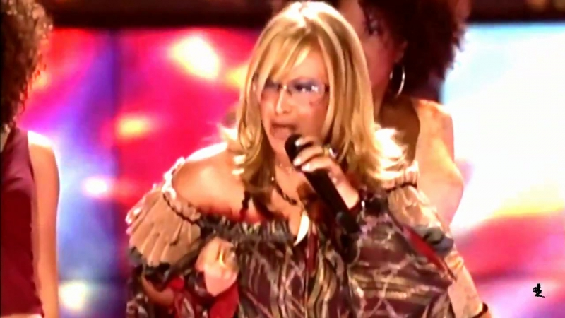Anastacia «One Day in Your Life» (2002, live)