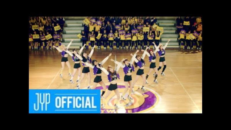 TWICE CHEER UP MV