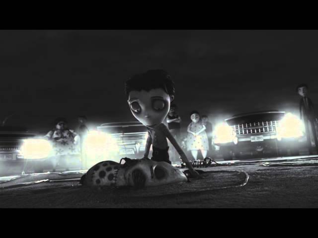 Frankenweenie - Dead Man's Bones - Pa Pa Power