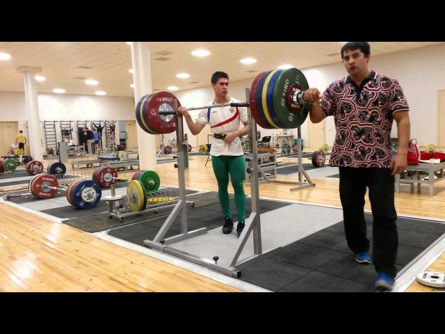 ТРЕНИРОВКА 3 развиваем силу ног Тренировки с тренером сборной России по тяжёлой атлетике Яркиным В