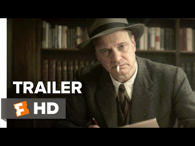Genius Official Trailer 1 (2016) - Colin Firth, Nicole Kidman Movie HD