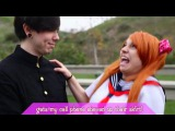 Senpai Notice Me! Yandere Simulator Musical! Feat.SparrowRayne & Nathan Sharp!