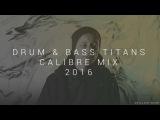 Drum &amp Bass Titans  Best of Calibre