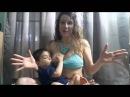 Mom bikini Breastfeeding in Church for Baby Cute, Documentary no sex