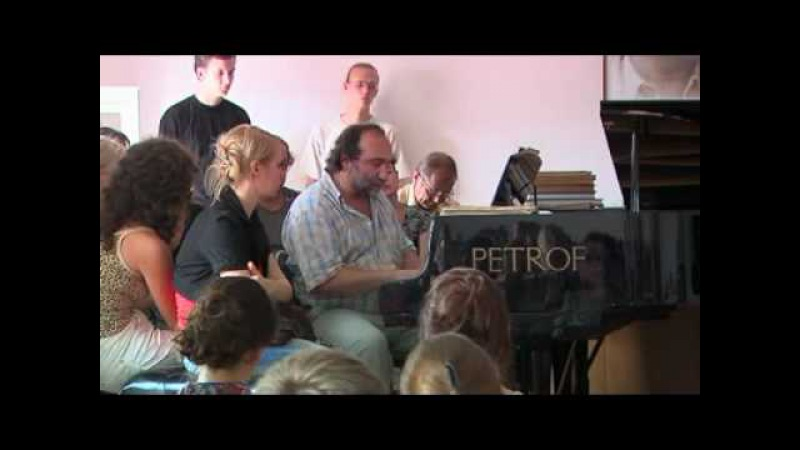 Mikhail ARKADIEV. Bach Seminar. 1. The PULSE Principle (2 of 2)