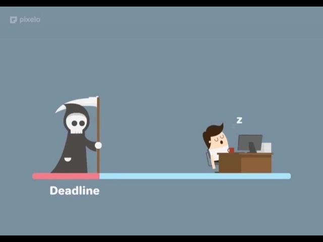 Deadline is coming closer