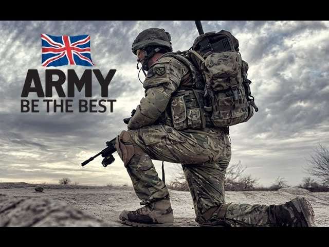 British Army Regiments - Be The Best | Tribute 2016 HD