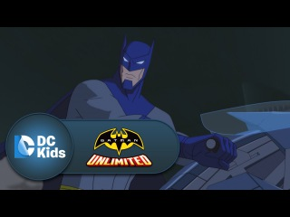 The Race is On! Batman and The Flash vs. Cheetah | Batman Unlimited | Episode 6