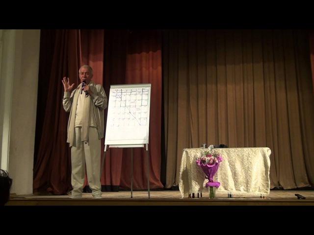 ЙОГА ЛЮБВИ (день 2), семинар Александра Геннадьевича Хакимова, Екатеринбург, 09.11.2013