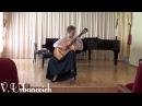 Федосеева Елизавета гитара С Руднев «Зачем тебя я, милый мой, узнала»