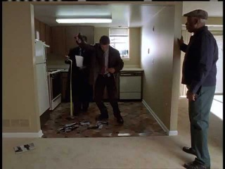 The Wire - Jimmy Bunk On A Crime Scene