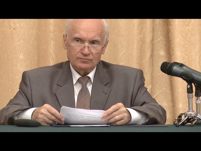 О священстве (МДА, 2012.06.01) — Осипов А.И.