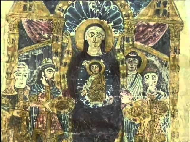 Святыни христианского мира. Копье судьбы