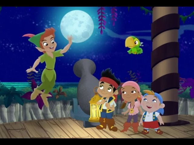 Джейк и пираты Нетландии Джейк спасает Быстрый