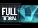 After Effects Plexus Tutorial - Design Stunning Motion Backgrounds! │ Full Explanation!