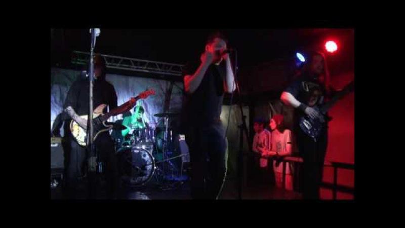 ATRAXY - Live @ Nirvana Live Bar (фест Электричество 31.07.2016)