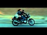 Мотоцикл Triumph Thruxton в фильме три метра над уровнем неба