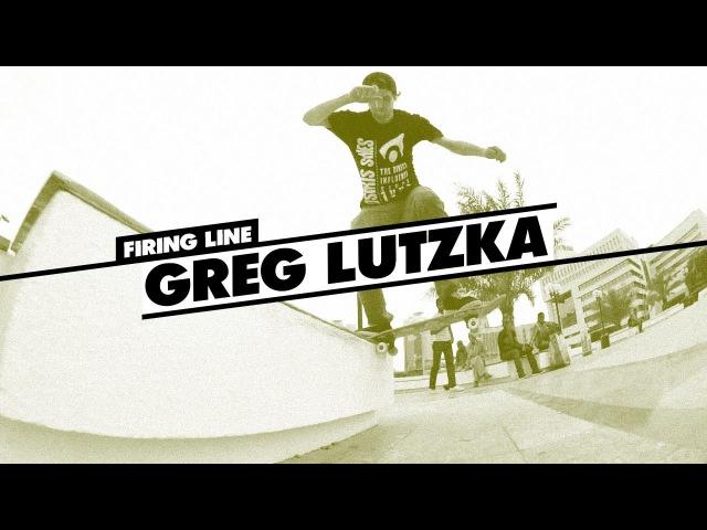 FIring Line: Greg Lutzka