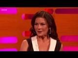 The Graham Norton Show 18x16 - Will Smith, Ryan Reynolds, Catherine Zeta-Jones, Toby Jones, Laura Mvula