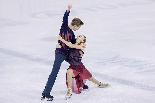 Анастасия Скопцова-Кирилл Алешин/танцы на льду - Страница 2 2MEW6gpMEzY