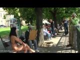 Victoria Nude in Public 2