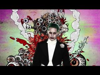 Джокер (The Joker) - характер трейлер /Отряд самоубийц (Suicide Squad) 2016/